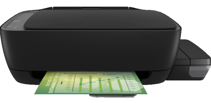 HP Ink Tank Wireless 410 Printer Setup