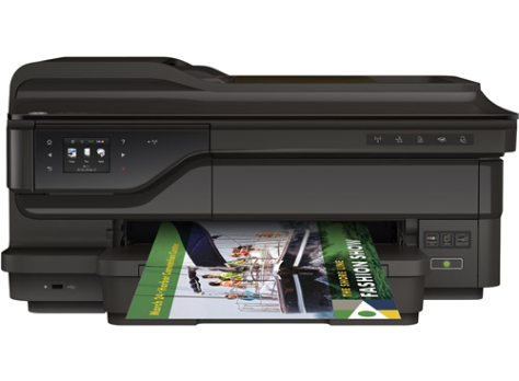 123 HP Officejet 7612