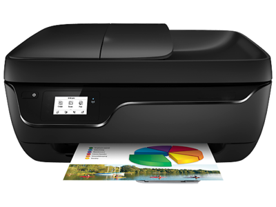 hp officejet 3830 fax setup
