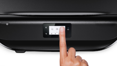 hp envy 5055 how to print