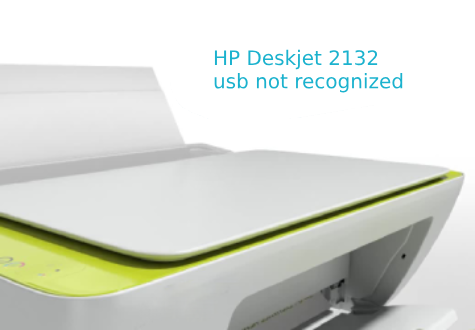 hp deskjet 2132 printer setup