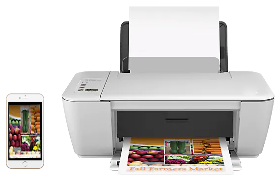 hp deskjet 2541 airprint setup