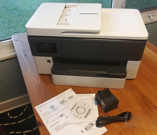 HP Officejet Pro 7720 Driver Installation