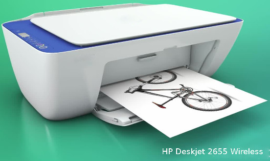 hp deskjet 2655 wireless setup