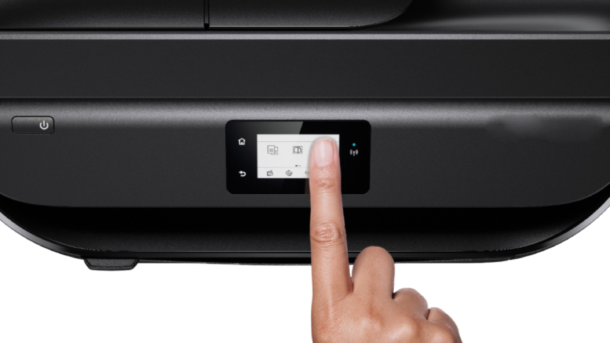 hp officejet 5255 install