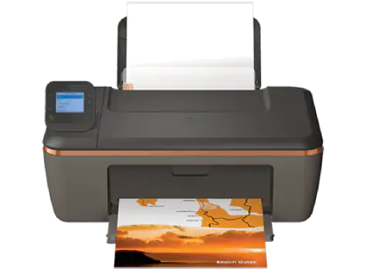 hp deskjet 3510 installation without cd