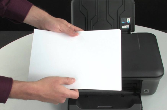 hp deskjet 2050 how to print