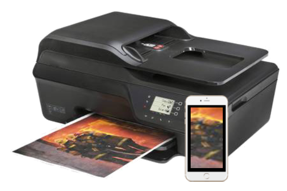 hp officejet 4620 airprint setup