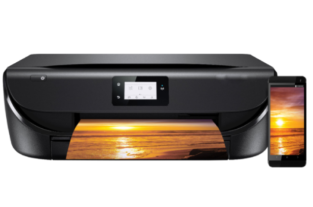 how to print from iphone to hp envy 5010 printer