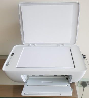 hp deskjet 2600 how to scan