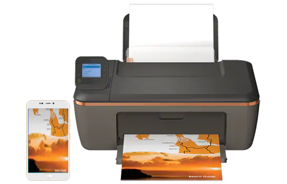hp deskjet 3510 airprint setup