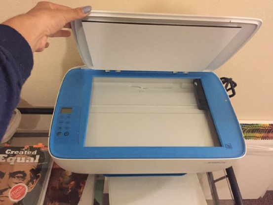 hp deskjet 3632 how to scan