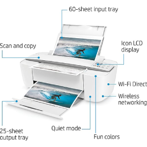 hp deskjet 3755 how to scan