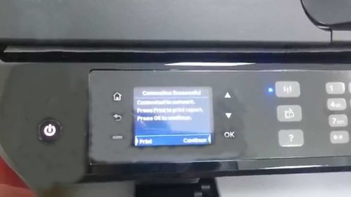 hp officejet 4652 wireless setup