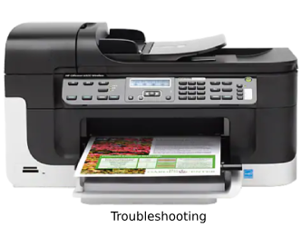 hp officejet 6500 troubleshooting