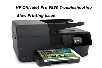 hp officejet pro 6830 troubleshooting