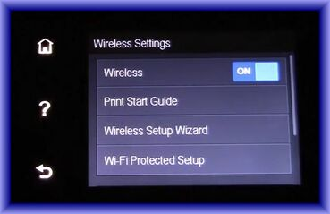 hp envy 5540 wireless setup