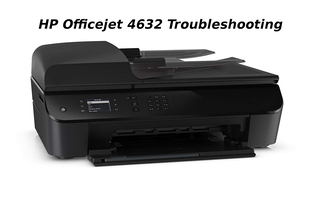 hp officejet 4632 troubleshooting