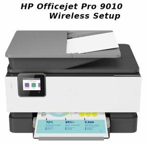 hp officejet pro 9010 wireless setup