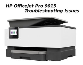 hp officejet pro 9015 troubleshooting
