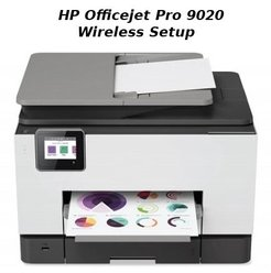 hp officejet pro 9020 wireless setup
