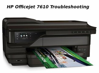 hp officejet 7610 troubleshooting