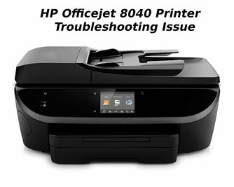 hp officejet 8040 troubleshooting