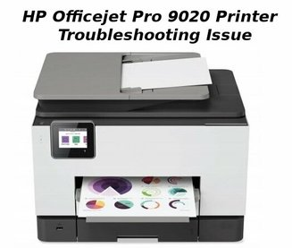hp officejet pro 9020 troubleshooting