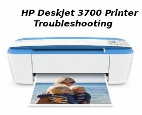 hp deskjet 3700 troubleshooting
