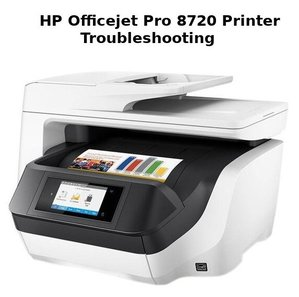 hp officejet pro 8720 troubleshooting